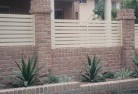 Alfred Cove Brick fencing 12